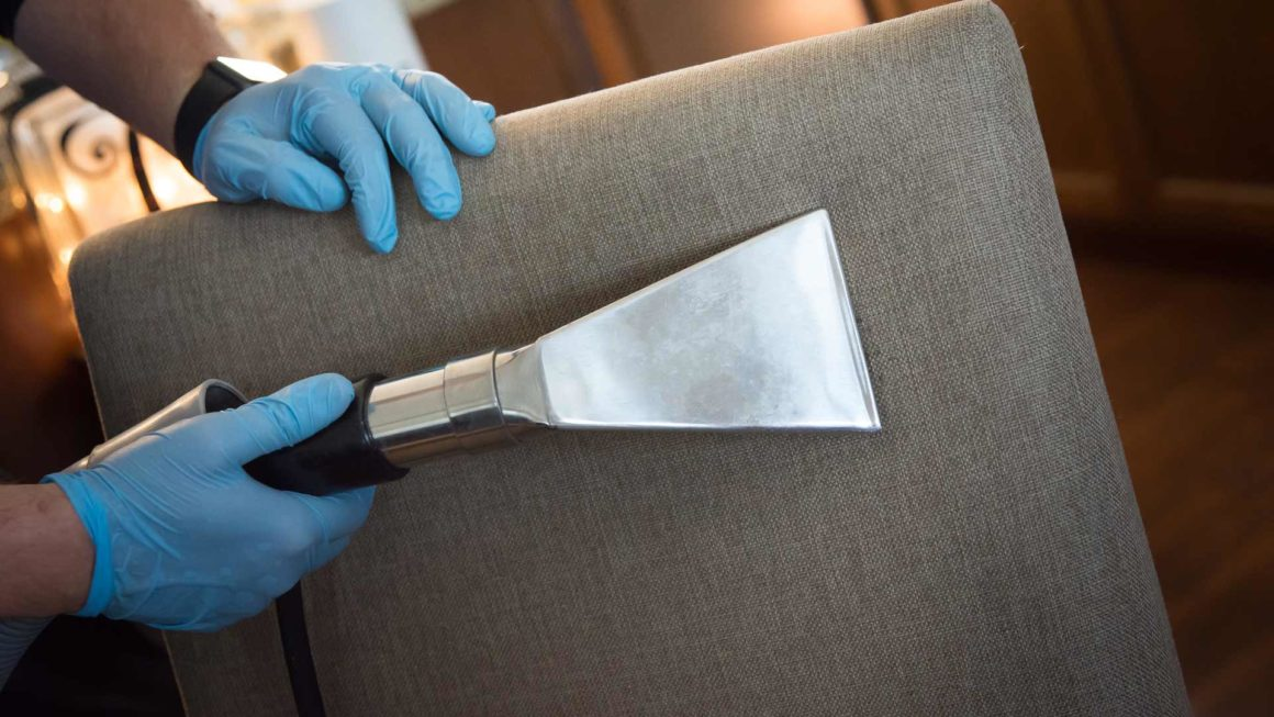 Upholstery & Office Furniture Cleaning